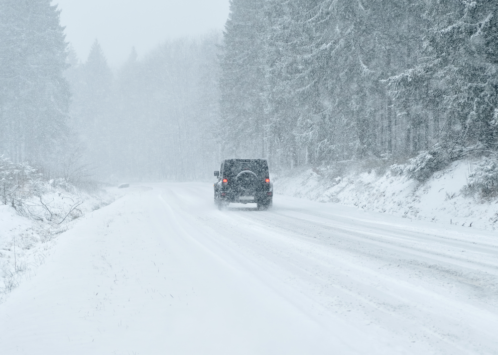 Snow Driving Tips In the Experts