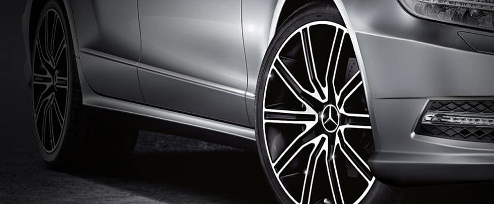 Mercedes Wheels Would be the Perfect Upgrade For The Luxury Vehicle