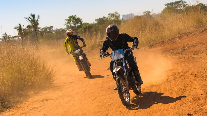 Top Benefits of Riding Motorcycles Off Road